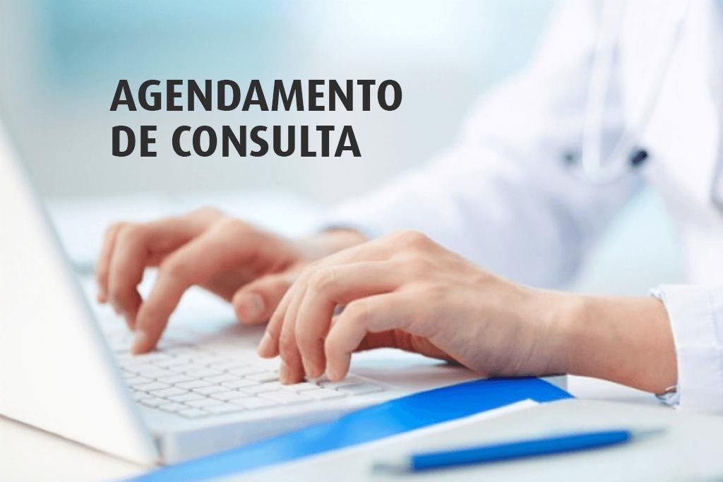 Contactos e Cadastros  Agendamento